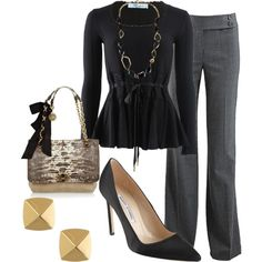 """""""Untitled #388"""" by lynn75 on Polyvore"""