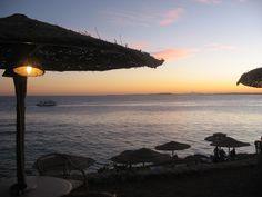 Sunset  at Sharm El Shaik il regalo per la mia laurea triennale