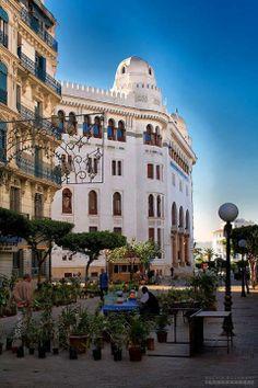 La grande poste Algiers