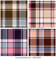 Nail Patterns, Fabric Patterns, Tartan Fabric, Plaid Pattern, Fabric Material, Printed Shirts, Fabric Design, Weaving, Textiles