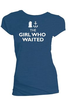 Doctor Who The Girl Who Waited Juniors T-Shirt