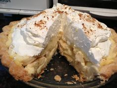 In CurvyMama's quest for the yummiest pie ever, she vowed to use the fruit-scarce winter months to perfect creamy custardy sorts of pies. Description from curvymamapies.com. I searched for this on bing.com/images