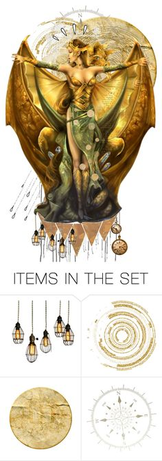 """""""gold"""" by nico-de-angelo ❤ liked on Polyvore featuring art, artset, nicosartsets and nicospeople"""