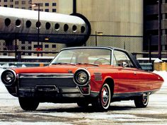 1963 Chrysler Turbine / J. Samsen Design (and they let him use it as his daily driver for quite some time)