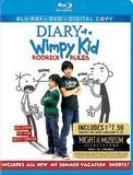 Diary of a Wimpy Kid: Rodrick Rules [3 Discs] [Includes Digital Copy] [Blu-ray/DVD] [Eng/Fre] [2011], 2272013