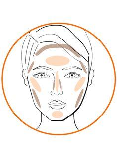 Du hättest gerne Wangenknochen wie ein Supermodel? Oder du möchtest deinem Gesicht mehr Profil geben, deine Vorzüge betonen und es schmaler und jünger wirken lassen? Die Make-up-Techniken Strobing und Contouring kann dafür jede Frau nach dem Vorbild der großen Make-up Artists für sich nutzen! Das erfordert tatsächlich nur einige Pinselstriche und Basisprodukte wie Foundation, Bronzer, Rouge und Highlighter. Mit diesen Grundlagen klappt der Profi-Look.