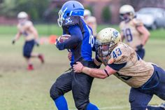 Going for the tackle #photographytalk #football