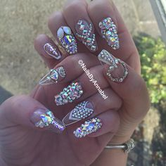 Image result for halo nails