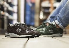 Hipsters In Their Mid-30s Rejoice - The New Balance 991 Is Back In New Colorways - SneakerNews.com