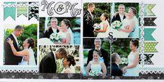 5x7 pic - Mr. and Mrs - Scrapbook.com