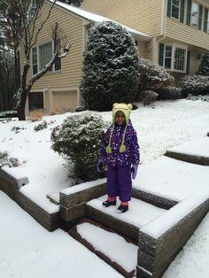 Josh I enjoying her snow outing for thanksgiving 2014