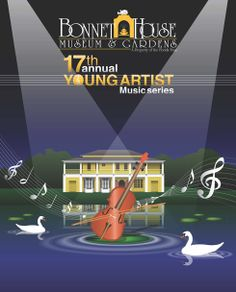 Young Artist Music Series at Bonnet House Museum & Gardens Thursday, January 23 7:00 PM – 9:00 PM