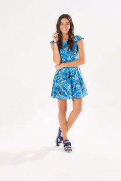 vestido curto itacoatiara