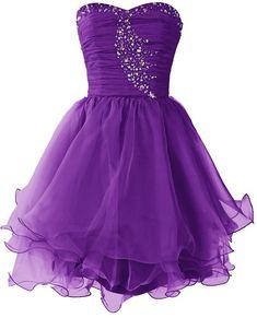 Charming Homecoming Dress,Organza Homecoming Dress,Beading Homecoming Dress, Short CuteHomecoming Dress