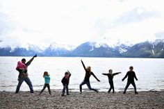 Grand Tetons with kids // Under the Sycamore
