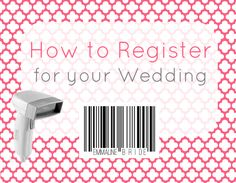 brides if youre wondering how to register for your wedding you