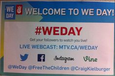 weday We Day is Back in Toronto Do You Remember, Toronto, Finance, Children, Business, Day, Young Children, Boys, Kids