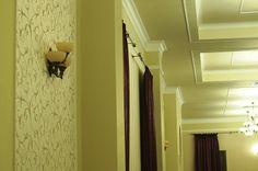 TAPET (1/23) Curtains, Wallpaper, Interior, Design, Home Decor, Blinds, Decoration Home, Indoor, Room Decor