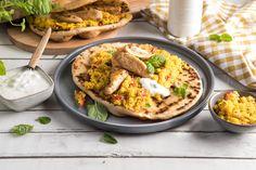 Sjekk oppskriften her. Frisk, Eggs, Breakfast, Food, Morning Coffee, Egg, Meals, Egg As Food, Morning Breakfast