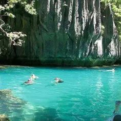 Phillipines - I've actually swam here! -DS