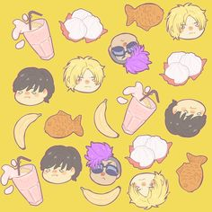 I'm really liking this new anime and there's only 2 eps so far I really like these two, specially Ash! Don't Let Me Down [Banana Fish] Anime Lock Screen, Fish Icon, Fish Wallpaper, Banana, Cute Chibi, Anime Shows, Cute Wallpapers, Anime Manga, Kawaii Anime