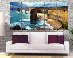 Wall art, nature with ocean or sea :) canvas print (photo canvas) от GiftVilage #rocks #sea #ocean #wallart #wall #art #canvas #print