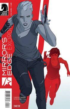 Mirror's Edge: Exordium (2015) Issue #4