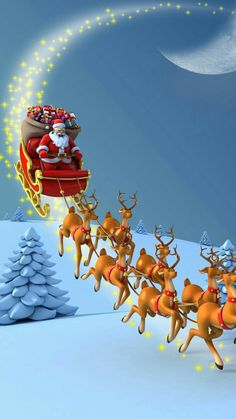 Most recent Totally Free Christmas Wallpaper santa Ideas Because Christmas time methods, on the list of favorite items having many people Merry Christmas Wallpaper, Merry Christmas Pictures, Christmas Scenery, Cute Christmas Backgrounds, Father Christmas, Winter Christmas, Christmas Art, Christmas Quotes, Christmas Ideas