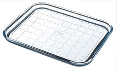 Pyrex Borosilicate Clear Rectangle Baking Tray ( X ) Type: Glass Multi-purpose Cooking Sheet Size: x Collection: Original Clear Pattern: Clear, Bakeware & Serveware Part Number: 28 Pyrex, Cooking Sheet, Multi Usage, Baby Food Storage, Oven Dishes, Silicone Baking Mat, Metal Trays, Glass Baking Dish, Shopping