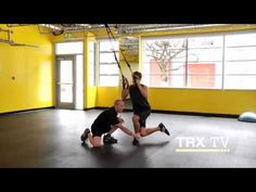 WEEKLY SEQUENCE 3: In week 3 of August's Weekly Sequence, Chris Frankel employs three glute activation exercises for greater power generation: The TRX Hip Press, The TRX Crossing Balance Lunge and the TRX Supine Pull-Through.