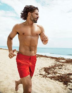 Joe Manganiello in Men's Health  The Lost Years (speaks of Sobriety/Alcoholism)            6/2013