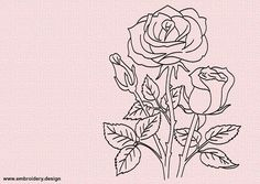 The embroidery design Art bouquet was digitized by EmbroSoft Studio for site www.embroidery.design. We optimized all connectors and found optimum density for embroidery on different fabrics. To get the best possible quality, we have tested the design, and fixed all errors. There are high