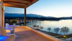 Luxurious 3-Bedroom Villa with Views and Verve on Crete — Lime I
