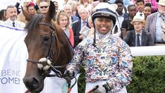 The 20-year-old became the first British Muslim woman to win a horse race in Goodwood's 2019 Magnolia Cup. #Islam #muslim #muslimwomen Islam Muslim, Muslim Women, New Academy, British Muslims, Goodwood Festival, Sports Activities, Great British, 20 Years Old, Horse Riding