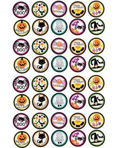 Halloween Kids Bottle Cap Images at Bottle Cap Co