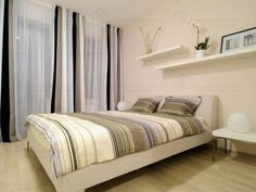 linii, dungi Bed, Furniture, Home Decor, Decoration Home, Stream Bed, Room Decor, Home Furnishings, Beds, Home Interior Design