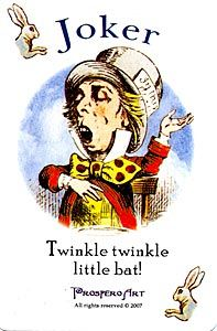 """playing cards,alice in wonderland 