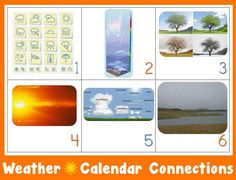 Calendar Connections Weather
