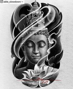 Cover Up Tattoos For Men, Simple Tattoos For Guys, Japan Tattoo Design, Buddha Tattoo Design, Mago Tattoo, Buda Tattoo, Tattoo Removal Cost, Tattoo Artwork, Nordic Tattoo