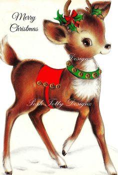 963 Best CHRISTMAS DEER images