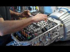 http://www.strictlyforeign.biz/default.asp BMW ZF5HP24 Valve Body Installation- IPT Transmissions