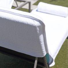 Beach Chair Cover Towels