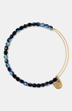 Free shipping and returns on Alex and Ani 'Rock Candy' Expandable Wire Bangle at Nordstrom.com. Dainty logo charms complement the faceted, iridescent beads on an expandable bangle that easily adjusts to the perfect fit with a simple slide of the hand. Mix and match multiple Alex and Ani styles for a playfully eclectic look.