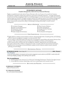 Investment Representative Sample Resume Sales Resume Example  Resume Creator Sample Resume And Sales .