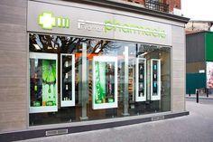 Pharmacie Frydman > Farmacie > Portfolio Alfonso Maligno architecture & design - Studio Alfonso Maligno - Progettazione farmacie