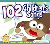 The value-priced 3-CD boxed set includes our favorite children's songs and original fun learning songs! Kids will enjoy singing the traditional songs and new songs that teach colors, shapes, letters, numbers, manners, and more!  $12.99