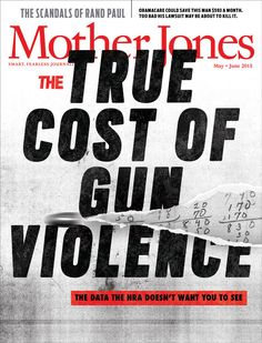 Cover of the Day: Mother Jones