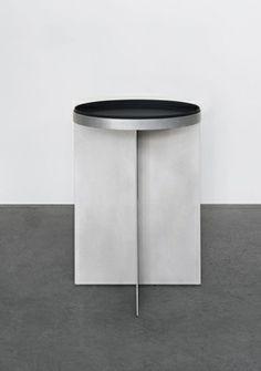 Jörg Schellmann   Tray, 2012 Bench Furniture, Funky Furniture, Design Furniture, Handmade Furniture, Contemporary Chairs, Minimalist Furniture, Home Office Decor, Modern Interior Design, Decoration
