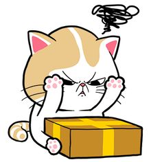 33 Gatitos Kawaii ¡para comérselos a besos! | Gifmaniacos.es Cute Chibi Couple, Cute Couple Cartoon, Cute Cartoon Pictures, Cute Love Cartoons, Cartoon Gifs, Cartoon Icons, Cute Cartoon Wallpapers, Cute Love Gif, Cute Cat Gif