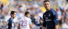 Noticias de Deportes : MÁLAGA 1 - REAL MADRID 1El Madrid dice adiós a la ...